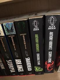 Anthony horrowitz 5 book set