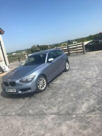 BMW 116D Efficient Dynamics