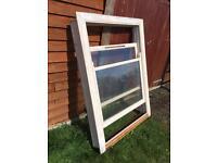 Wooden window: sash windows