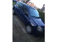 Renault Clio 2005 plate