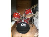 CB Drums Drum Kit