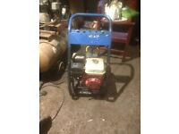 Petrol pressure washer 6.5hp