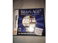 Brain Age 2 (Nintendo ds)
