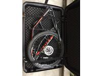 Bike travel box