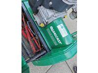 Classic Qualcast Petrol Lawnmower 35s