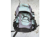 45l Rucksack - perfect for festivals and summer travelling!