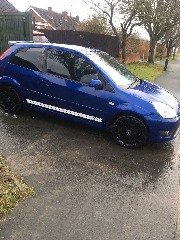 ford fiesta st 150 swap in swindon wiltshire gumtree. Black Bedroom Furniture Sets. Home Design Ideas
