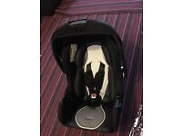 IMMACULATE CONDITION Baby Start car seat for sale.