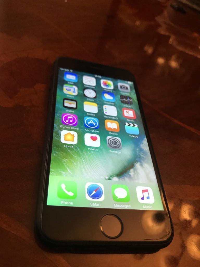 iPhone 7 128GB Matt Black, Factory Unlocked Good Condition