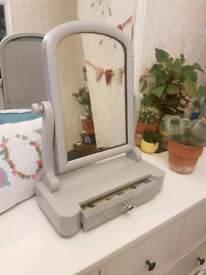 vanity mirror * dressing table mirror *