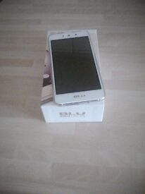 Blu grand mobile phone