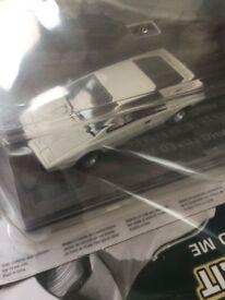 James Bond 007 1:43 Model Car Collection