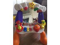 Activity baby toys