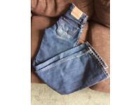 Woman Levi's Jeans Size 28/32