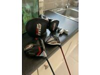 Taylormade M6 Driver & 3 Wood