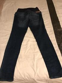 Skinny maternity jeans from H&M