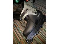 Roces rome inline roller blades size 11