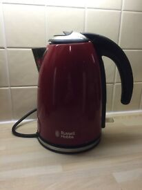 Red Russell Hobbs Kettle