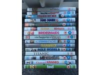 £1 each dvds or £10 for all