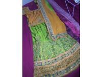 Lengha (3 piece) Asian clothing