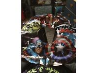 Avengers inflatable ring