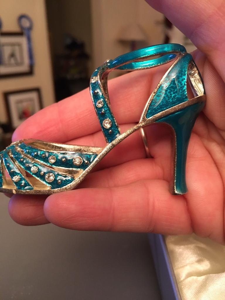 Leonardo decorative shoe