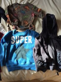 Bundle boys clothes next 2-3