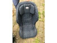 Two High Back Booster Seats - FREE