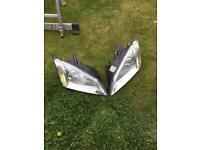 Ford Focus st xenon headlights
