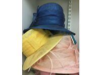 Selection of Hats & Fascinators