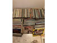 over 1400x vinyl records