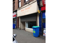 COMMERCIAL PROPERTY AVAILABLE TO RENT ON FARMLOAN ROAD £500PCM