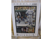 Norman Rockwell Jigsaw