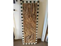 one off piece of driftwood art, all collected from Teignmouth beach
