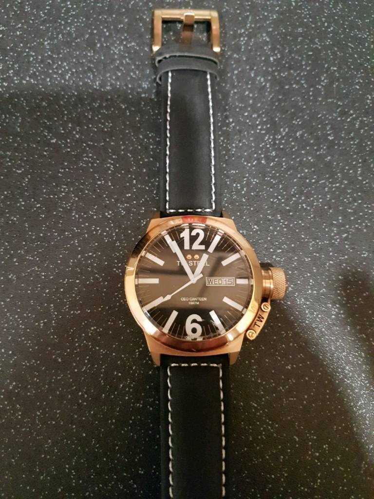 Tw steel canteen watch (large)