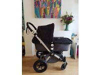 Bugaboo Cameleon 2, professionally cleaned & serviced, with accessories