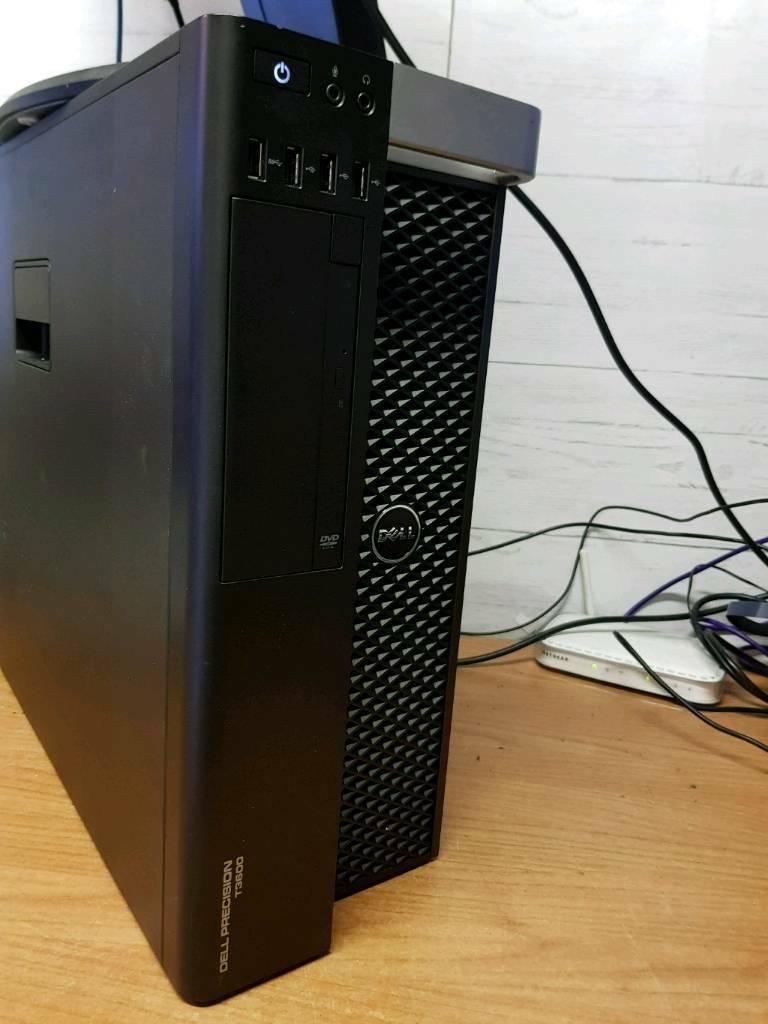 Dell Precision T3600 desktop   in Poole, Dorset   Gumtree