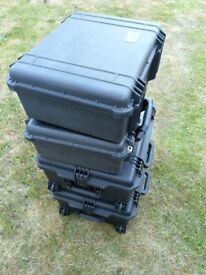 Pelicase 1550 (x2) Pelicase im2720 (x2) sold together or seperately