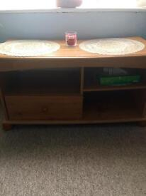 Wood Style coffee table/ tv stand