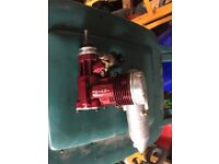 2 rc nitro engines,1 irvine 40 and 1 sc 42 nearly new condition