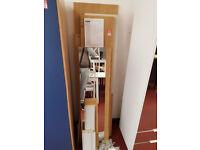 capella 4+2 wardrobe oak dismantled