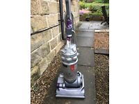 Dyson Vacuum Cleaner - motor has just burned-out