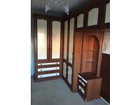 Bedroom Wardrobe & Overbed Storage