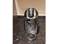 NESCAFE Dolce Gusto Genio Automatic Coffee Machine - Black and chrome, £40 ovno.