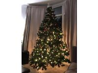 Green 2.25 m Christmas Tree