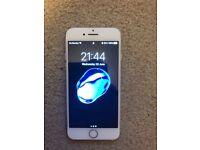 Iphone 7 128gb Silver unlocked
