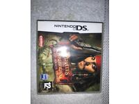 Nintendo DS Pirates of the Caribbean Dead Man's Chest Game IP1