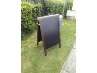 Large Blackboard A-Frame