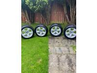 """17"""" BMW alloys wheels"""