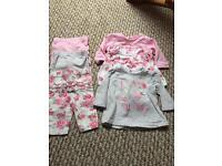 Newborn / First Size girl bundle
